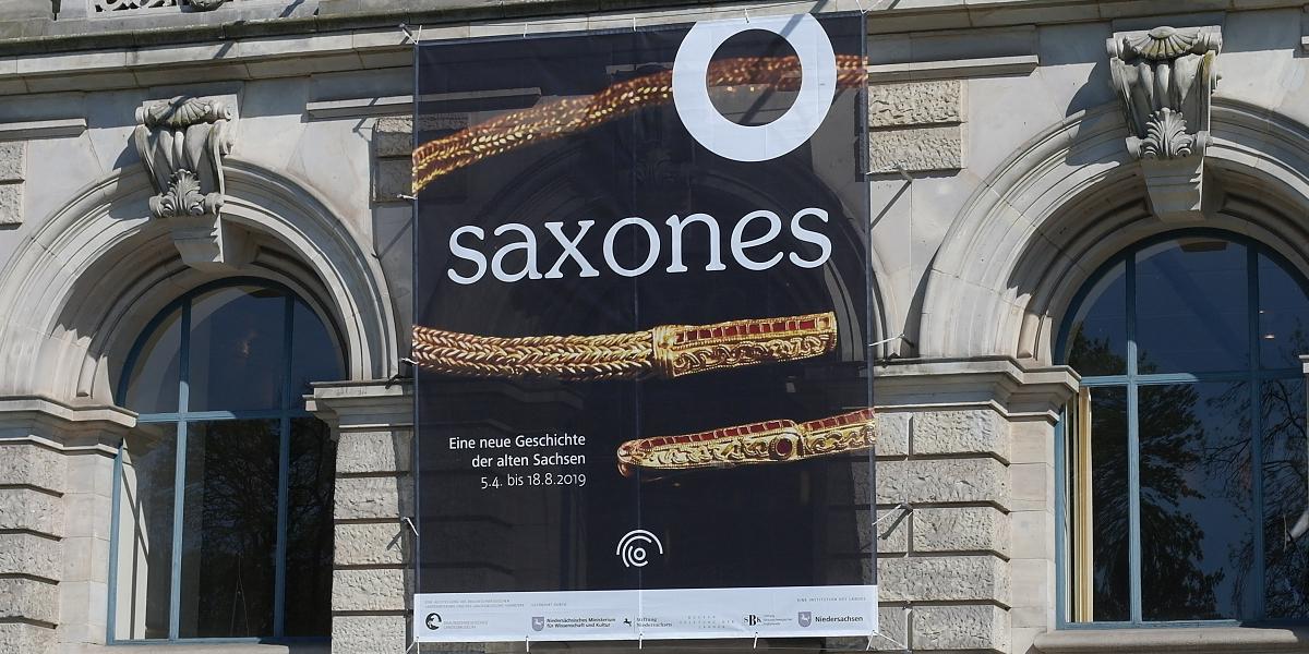 """Niedersächsische Landesausstellung 2019: """"Saxones"""""""